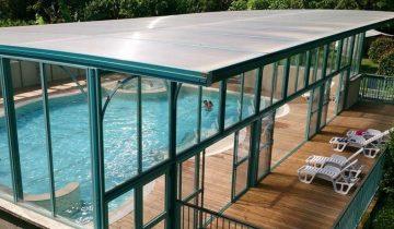 Camping Au Soleil d'Oc-piscine couverte-Les Pieds dans l'Eau