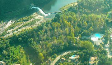 Les Pieds Dans L'eau : Camping Domaine De Gil Vue Aérienne Les Pieds Dans L'eauCamping Domaine de Gil-vue aérienne-Les Pieds dans l'Eau