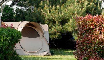 Camping du Bilouris-emplacement-Les Pieds dans l'Eau