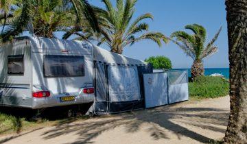 Camping La Torre del Sol-emplacement vue mer-Les Pieds dans l'Eau