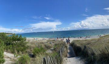 Camping Le Helles-accès à la mer-Les Pieds dans l'Eau 2