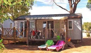 Camping Le Pansard-locatif-Les Pieds dans l'Eau