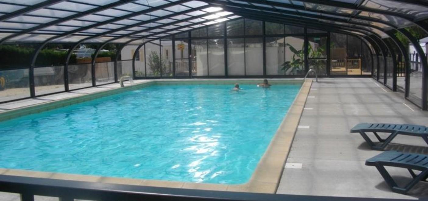 Camping Le Paradou-piscine-Les Pieds dans l'Eau