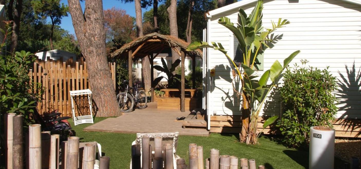 Camping Le Soleil Argelès-locatif-Les Pieds dans l'Eau 4
