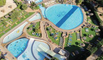 Camping Le Soleil Argelès-parc aquatique-Les Pieds dans l'Eau 2