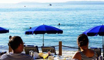 Grand Hotel Moriaz-terrasse vue mer 2-Les Pieds dans l'Eau