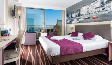 Hôtel Ker Moor Préférence-chambre vue mer-Les Pieds dans l'Eau 2