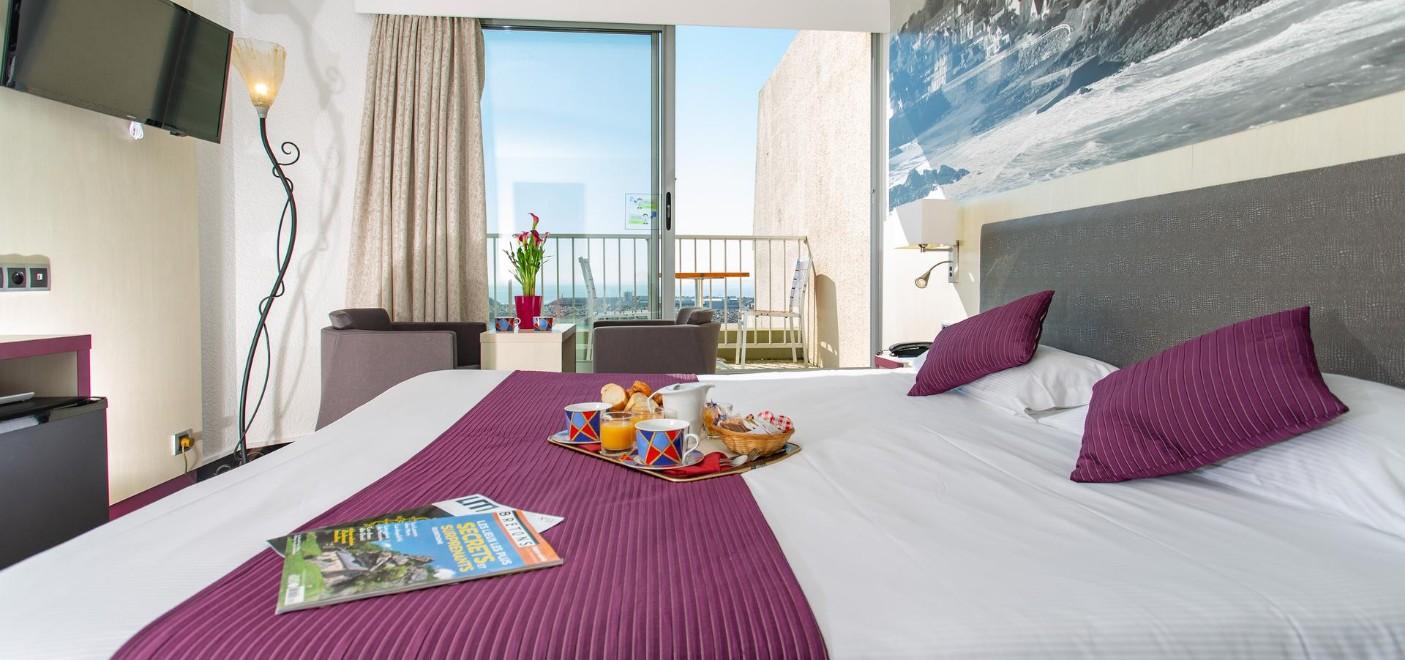 Hôtel Ker Moor Préférence-chambre vue mer-Les Pieds dans l'Eau