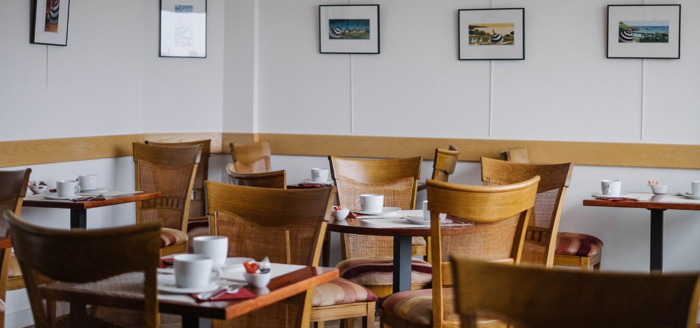 Hôtel Ker Moor Préférence-restaurant-Les Pieds dans l'Eau