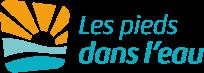 Les Pieds Dans L'eau : Logo Pieds Dans Leau