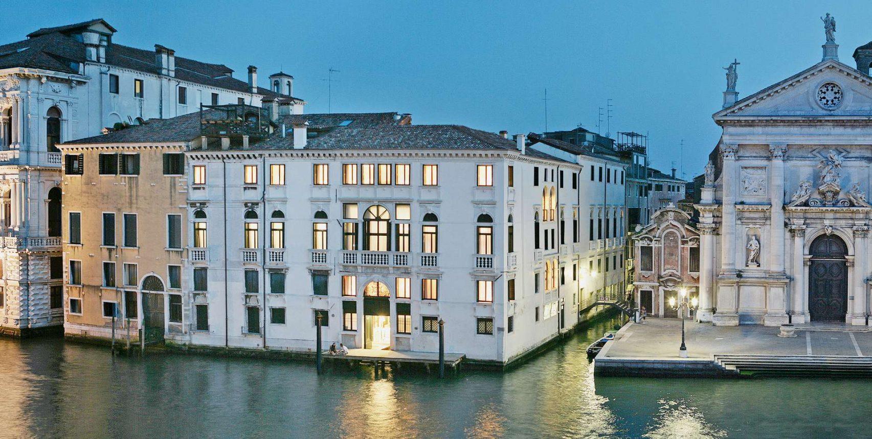 Palazzo Giovanelli i Gran Canal-façade-Les Pieds dans l'Eau