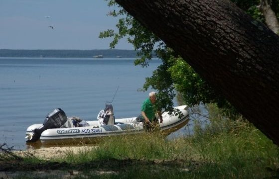 Camping avec votre bateau