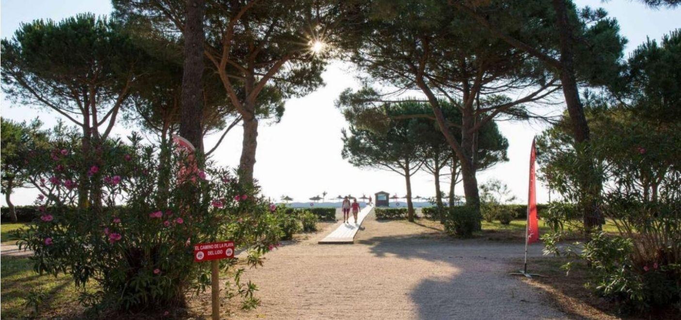 Grand Hotel du Lido-accès direct à la plage-Les Pieds dans l'Eau