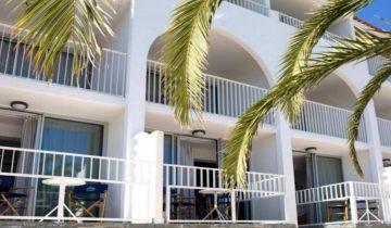 Hôtel Bulles de Mer-balcons-Les Pieds dans l'Eau