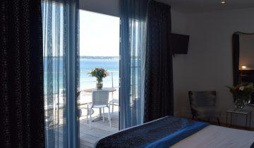 Hôtel Les Sables Blancs-chambre vue mer-Les Pieds dans l'Eau