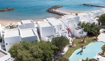 Knossos Beach Hotel-vue d'en haut-Les Pieds dans l'Eau