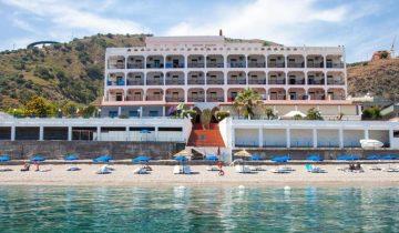 Park Hotel Silemi-vue aérienne-Les Pieds dans l'Eau