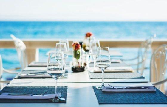 Hôtels bord de mer avec restaurant