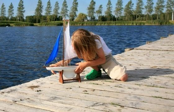 Campings bord de lac