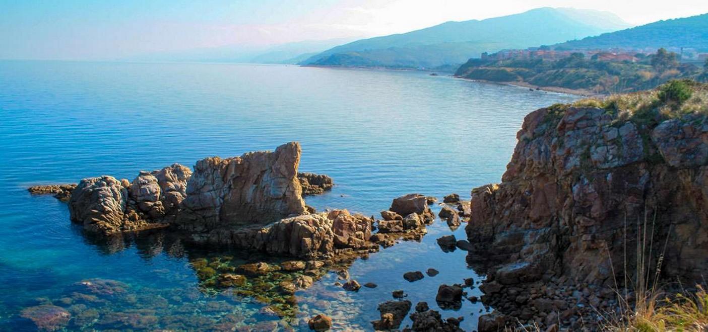 Camping Rais Gerbi-côte sauvage-Les Pieds dans l'Eau2