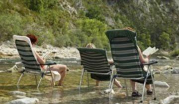 Camping Arleblanc - Ardèche - riviere