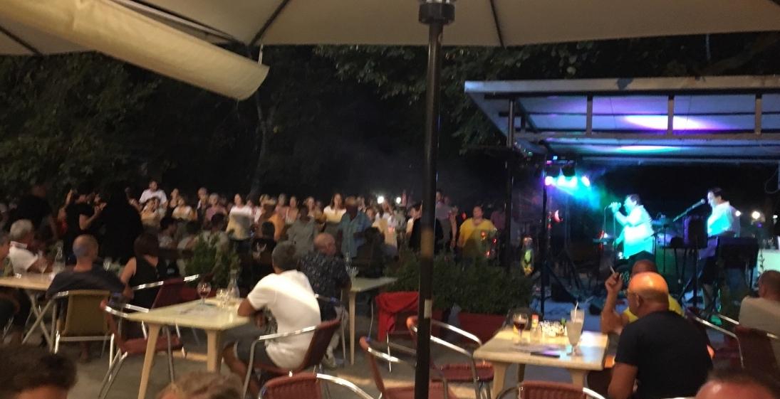 Camping Arleblanc - Ardèche - soiree