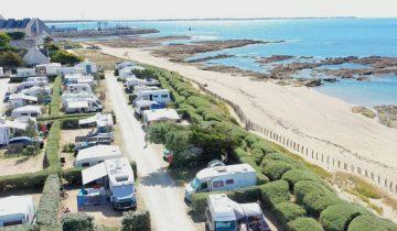 camping La Falaise - La Turballe - vue mer