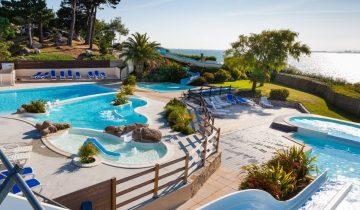 Camping Ar Kleguer - Bretagne - piscine