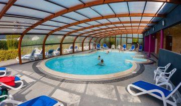 Les Pieds dans L'eau : Camping Ar Kleguer - piscine