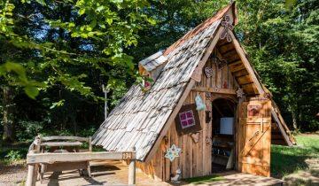 Camping les Castors Alsace - insolite