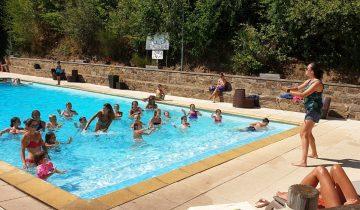 Les Pieds dans l'eau : Camping La Source - piscine