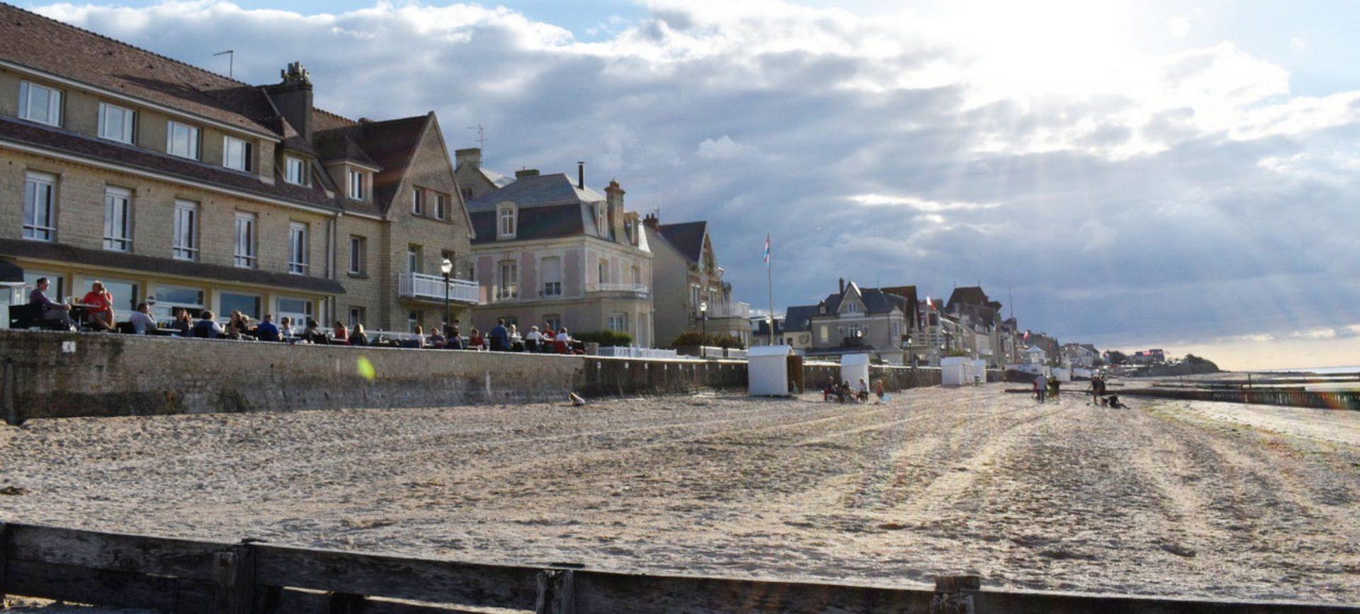 Hotel Le Clos Normand - Normande - plage