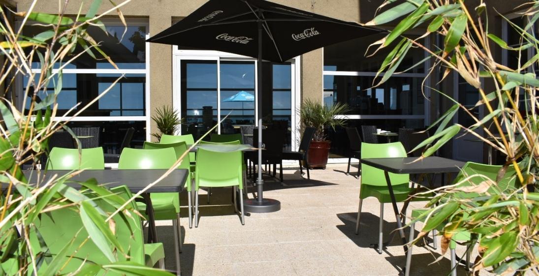 Les pieds dans l'eau : Hotel Clos Normand Normandie - saint aubin sur mer
