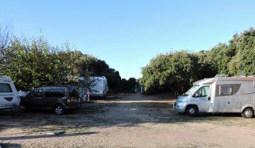 Camping La Perroche Plage Oleron - emplacement