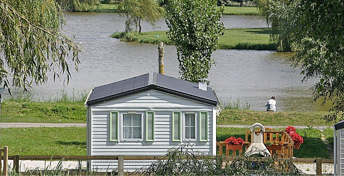 La Vallée de Deauville - étang