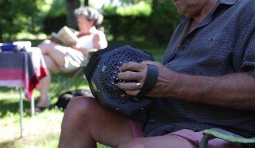 Les Pieds Dans L'eau : Thumbnail Youtube Camping Du Port De Limeuil