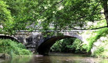Camping La Chatonnière - Pont - Les pieds dans l'eau