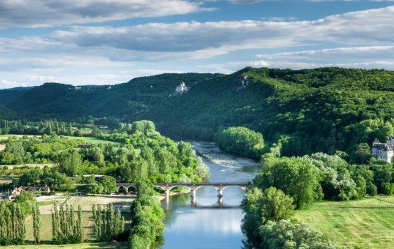 La Dordogne, destination nature par excellence - Les pieds dans l'eau